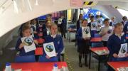 Embedded thumbnail for Class 3's Fairtrade message